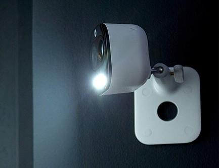 Caméra intérieur extérieure SV-DAFX-W EU Yale