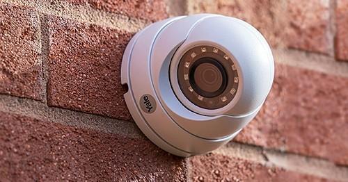 caméra dôme filaire HD 1080p - Yale