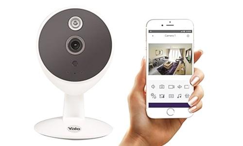 Caméra IP intérieure motorisée 720p - Yale Smart Living